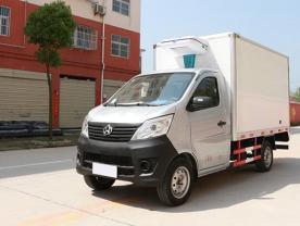 长安2米7小型冷藏车厂家配置图片-程力冷藏车厂家